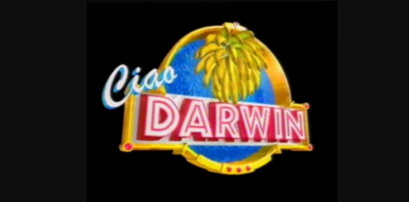 Ciao Darwin... addio!